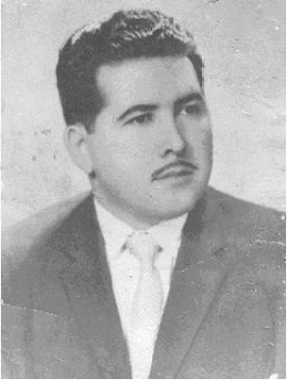 Primer Teniente Juan Ramón Ochoa Nuñez
